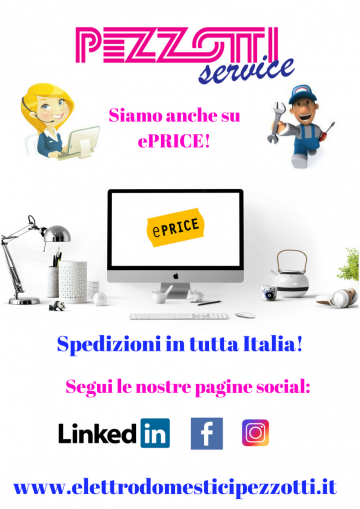 E-commerce Pezzotti Service