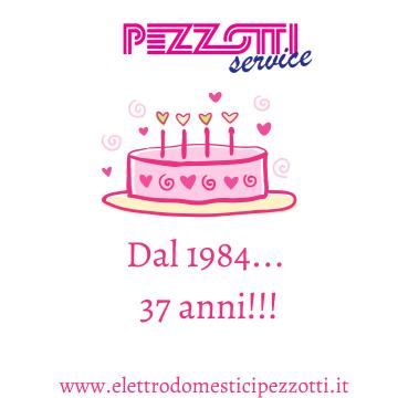 Dal 1984... 37 anni!!!